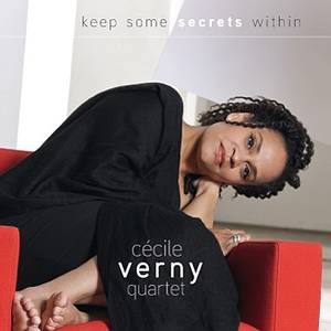 "Cécile Verny Quartett - ""Keep Some Secrets Within"""